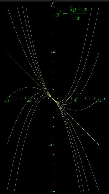 Leggi la notizia di extrabyte su http://www.extrabyte.info/2017/08/17/le-curve-integrali-di-questa-equazione-compongono-una-famiglia-di-parabole/