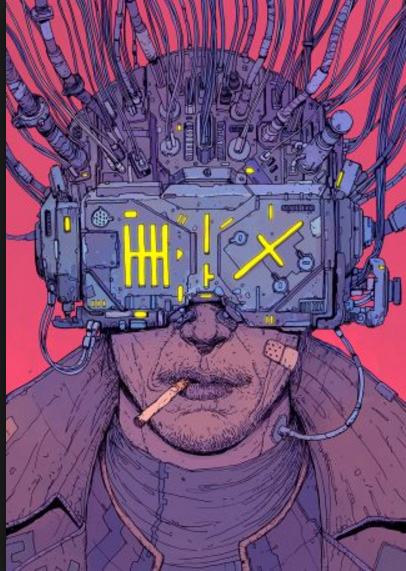neuromante,william gibson,internet of things
